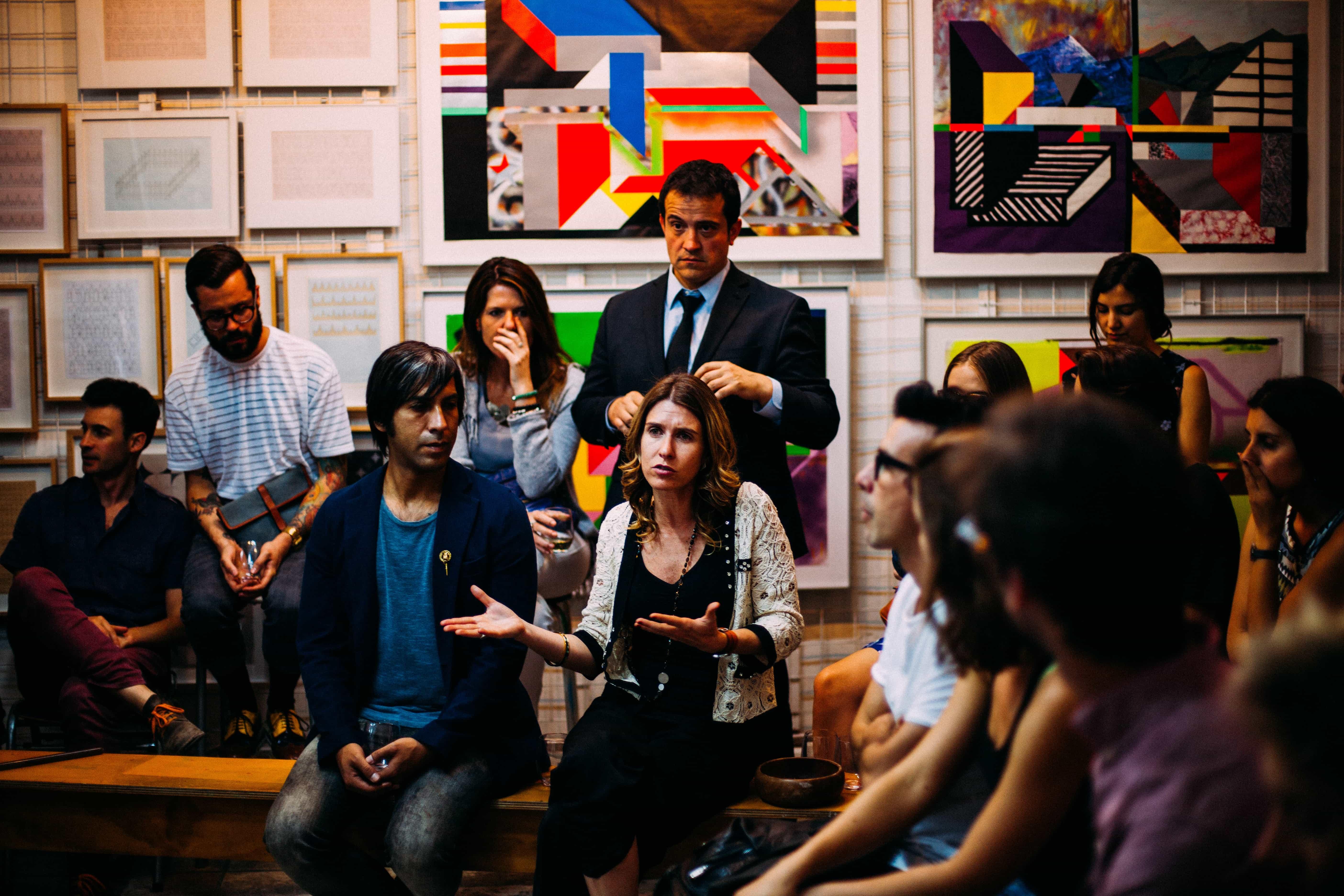 Ścieżka 9. Komunikacja, prezentacja, autoprezentacja, wystąpienia publiczne w świecie biznesu